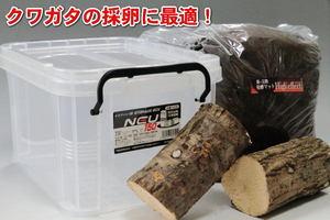 コンテナ・クワガタ採卵セット_イメージ